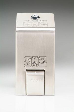 Rubbermaid WC-istuimen desinfiointiaineannostelija